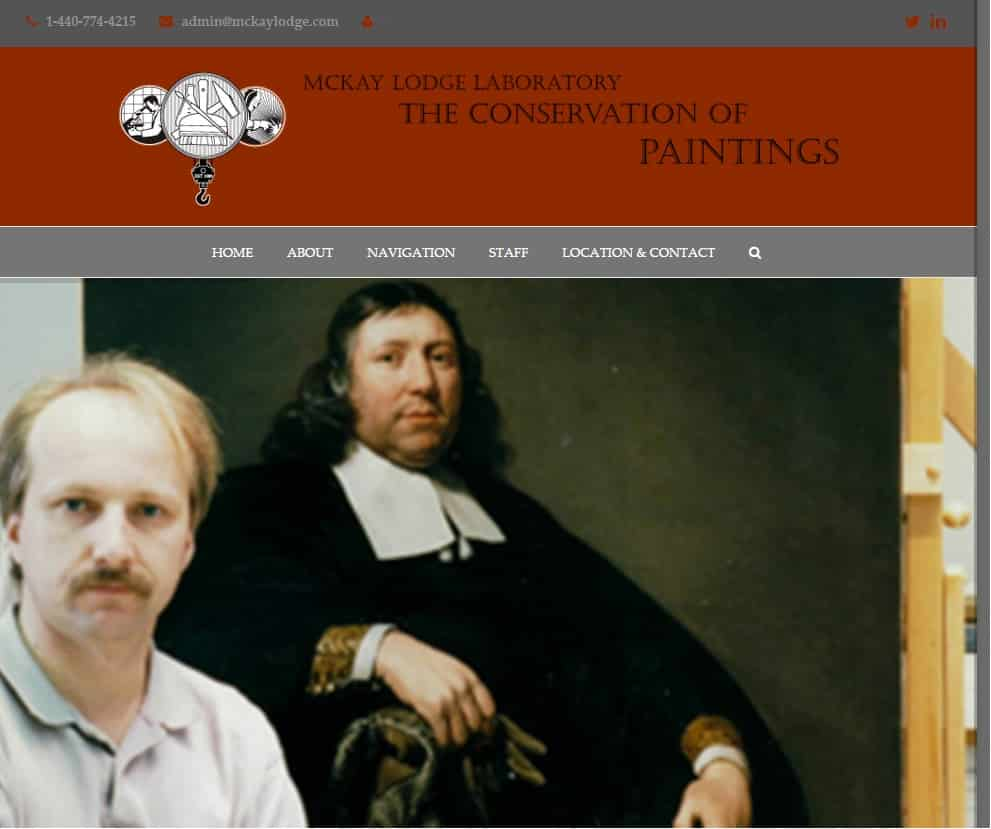 Paintings Conservation