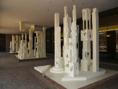 Conservation Of Louise Nevelson's Bicentennial Dawn