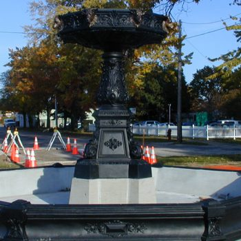 Kearny Park Fountain