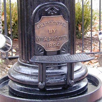 William Procter Fountain