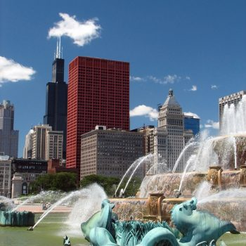 Renovation Design For Chicago's Buckingham Fountain