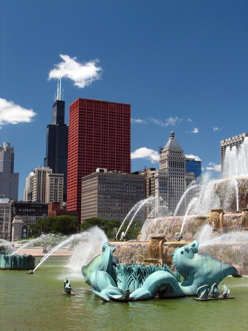 Renovation Design For Chicago's Buckingham Fountain