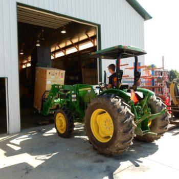 Medium-Sized New Equipment Purchase