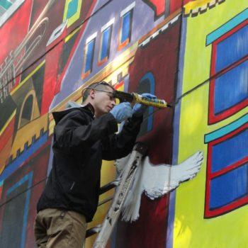 DC Public Art Mural Conservation – Mural Conservation And Public Art