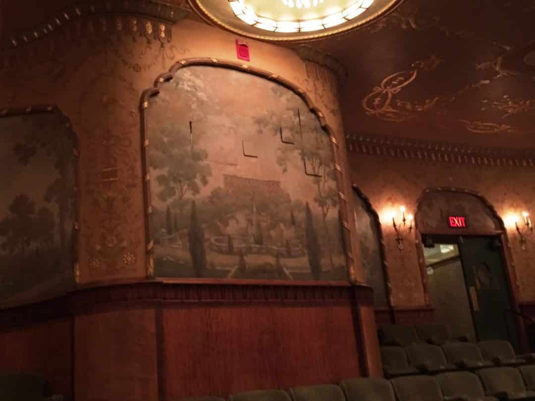Reinberger Chamber Hall Mural