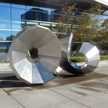Get Your Stainless Steel Sculpture To Stain Less