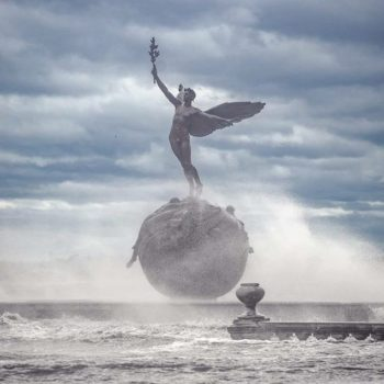 The Sculpture That Defied A Hurricane