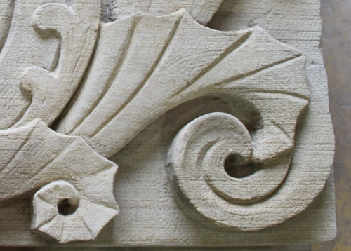 Architectural Conservation – Kinneary Courthouse Sandstone