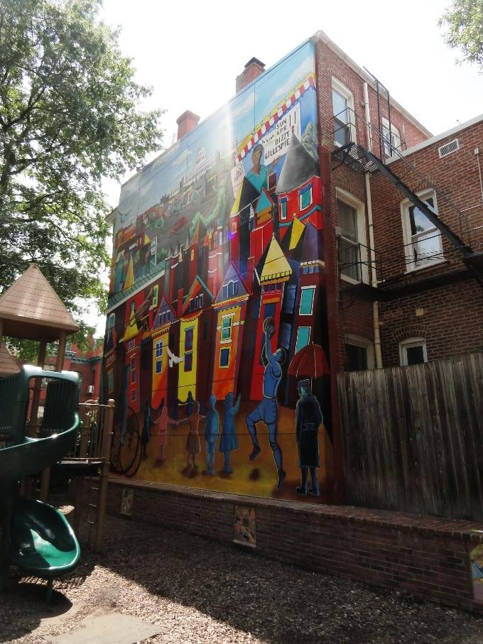 Art Conservation Cleveland Mural Conservation