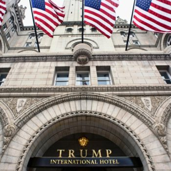 Dealing With Public Art In A Trump Hotel