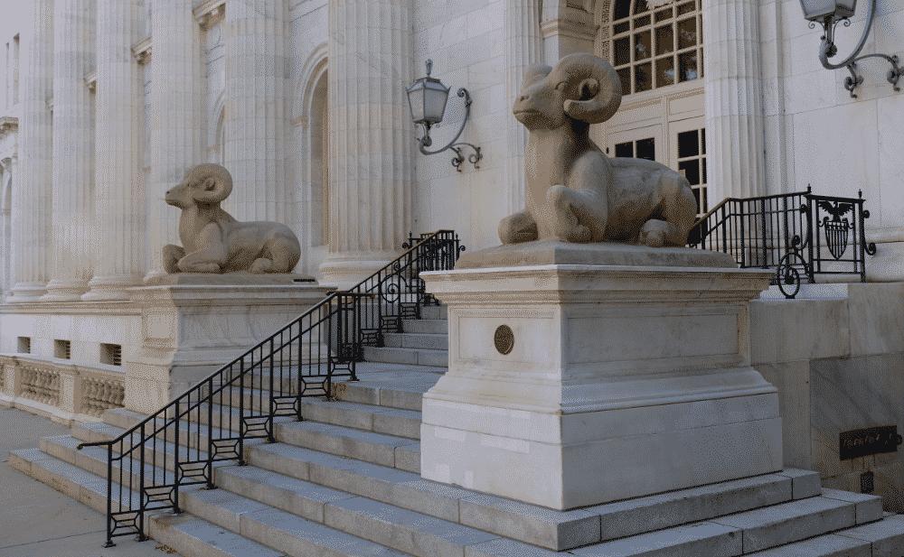 Don t be sheepish limestone sculpture conservation