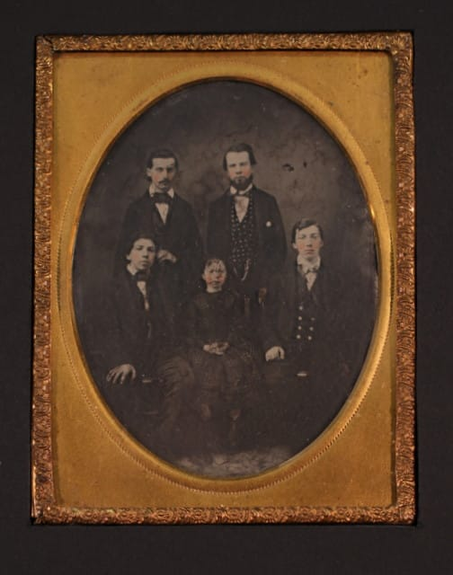 AMBROTYPE conservation