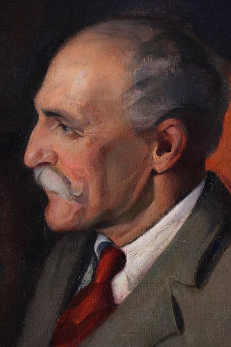 Gifford Pinchot: Painting Conservation Meets Forest Conservation