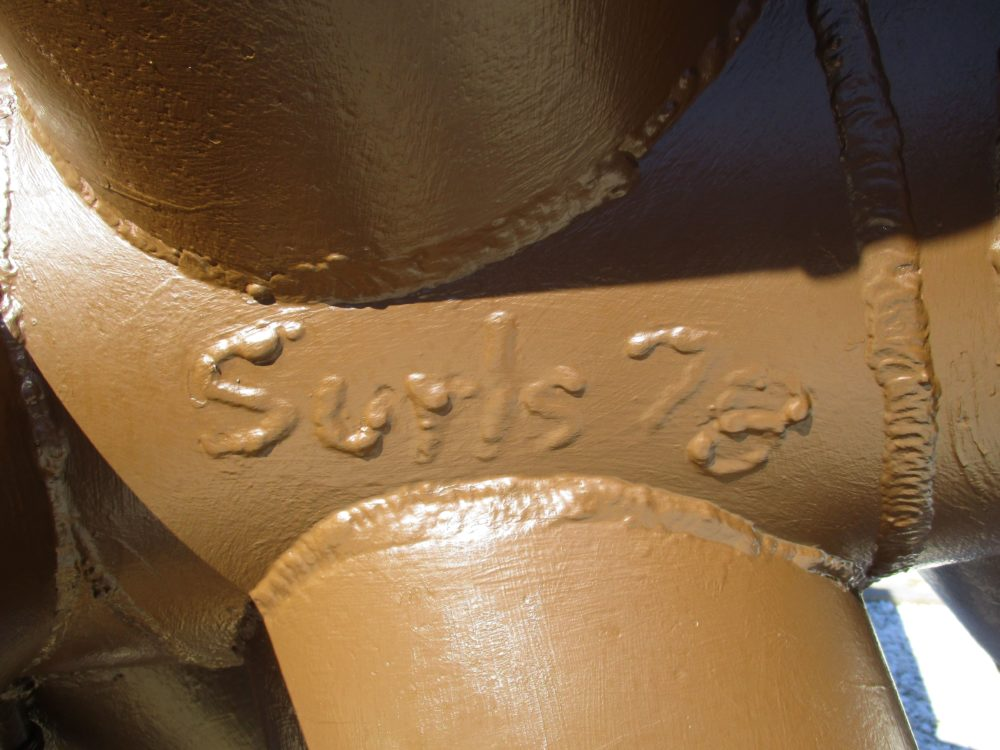 Public Art Conservation In New England: Recoating Of James Surls Sculpture In Massachusetts