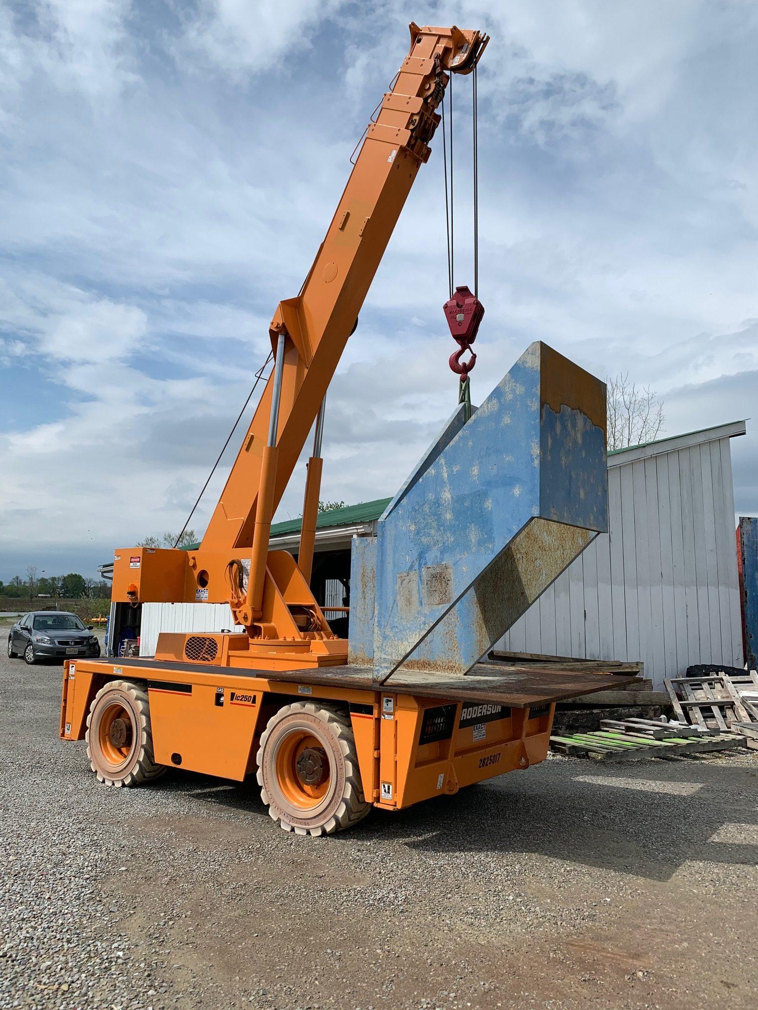 New Crane In 2020